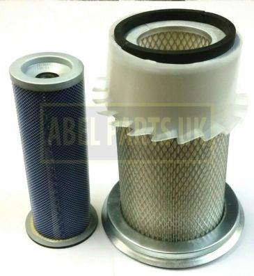 3CX - INNER & OUTER AIR FILTERS (NAT ASP ENGINE) (32/906801 & 32/906802)